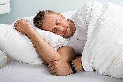Lack of Sleep May Lead to Lower Testosterone