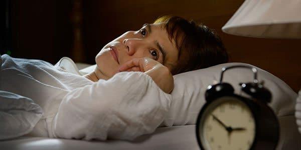 Schlafstörungen als Begleiterscheinung der Menopause