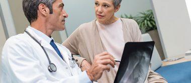 Kalzium bei postmenopausaler Osteoporose