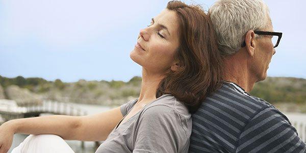 Die sexuellen Nebenerscheinungen der Menopause