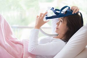 Starke Hitzewallungen – ein höheres Risiko für obstruktive Schlafapnoe 1