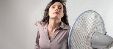 Wenn Hitzewallungen nicht an den Wechseljahren liegen