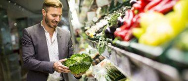 Polyphenole zur Verbesserung der Gesundheit alternder Männer