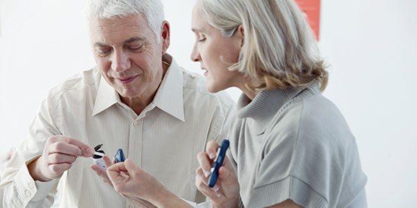 Wie Diabetes dem Altern beiträgt 1