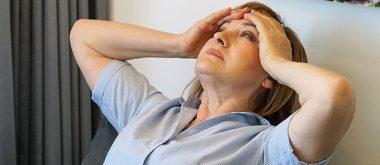 Menopause mit Hochfrequenz-Kopfschmerzen bei Frauen mit Migräne-Prävalenz assoziiert 1