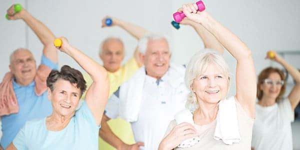 Körperliche Aktivität in fortgeschrittenem Alter und welchen Einfluss sie auf das geistige Leistungsvermögen hat
