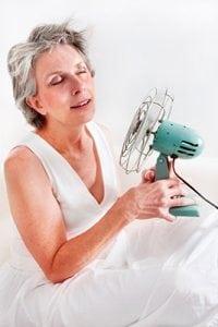 Der circadiane Rhythmus der Hitzewallungen in den Wechseljahren 1