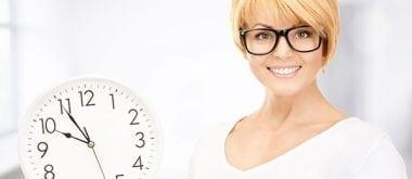 Der circadiane Rhythmus der Hitzewallungen in den Wechseljahren