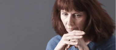 Wechseljahrbedingte Depressionen richtig behandeln