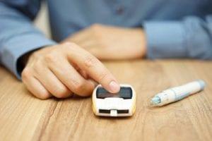 Diabetes und seine Wirkung auf den alternden Hormonhaushalt