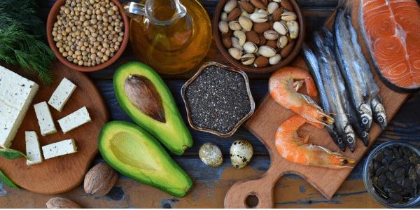 Omega-3-Fettsäuren für Gesundheit im Alter 1