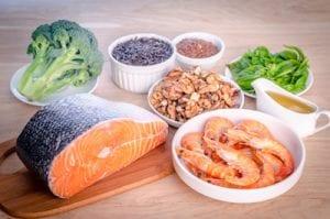 Omega-3-Fettsäuren für Gesundheit im Alter