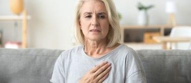 5 Anzeichen, dass die Menopause Ihr Herz beeinträchtigt 1