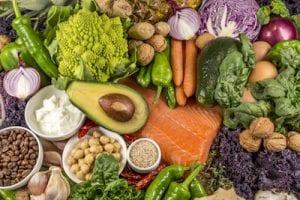 Vitamin C und E, wichtig für die Gesundheit von Männern im Alter