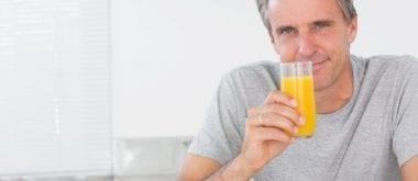 Vitamin C und E: Wichtig für die Gesundheit von Männern im Alter 1