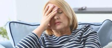Die Korrelation zwischen Stress und verfrühtem Einsetzen der Wechseljahre 1