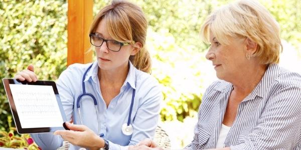 Regelmäßige Gesundheitschecks sind ein wesentlicher Bestandteil des Älterwerdens 1