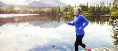 Warum Laufen für ältere Frauen von Vorteil ist 1