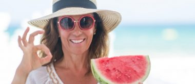 Verbessern Sie Ihre alternde Haut mit Wassermelonen