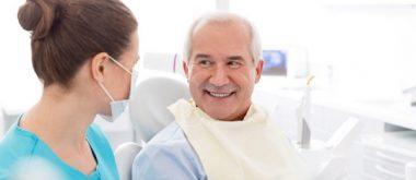 Das Älterwerden und Zahngesundheit 1