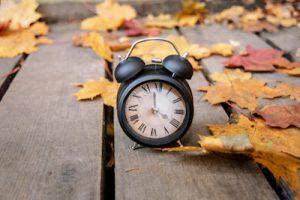 Zeitumstellung und wechseljahrbedingte Schlafstörungen