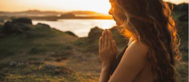 Gesundheit im hohen Alter an Spiritualität gebunden
