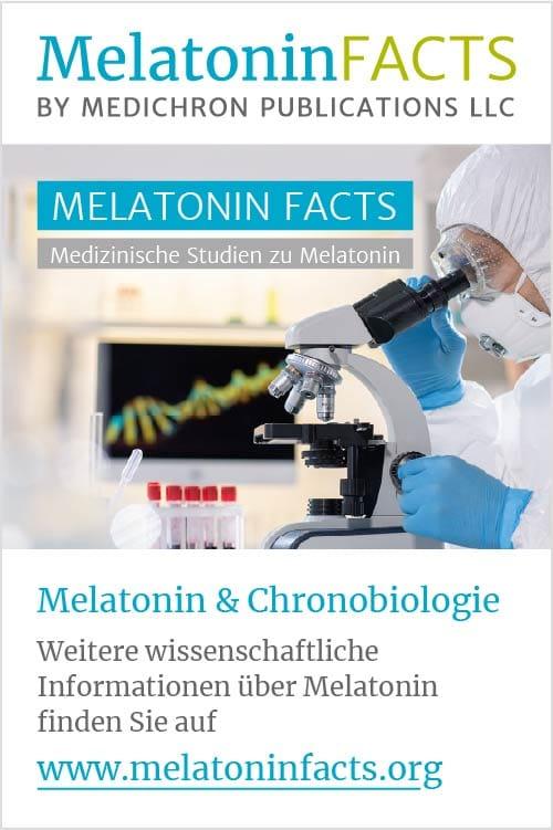 MelatoninFACTS – Medizinische Studien zu Melatonin & Chronobiologie