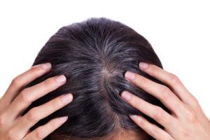 Die Wahrheit hinter Stress und grauem Haar 1