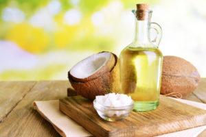 Kokosöl: die Geheimwaffe gegen Falten und alternde Haut 1