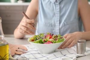 Linderung von Wechseljahrsbeschwerden durch Obst und Gemüse 1