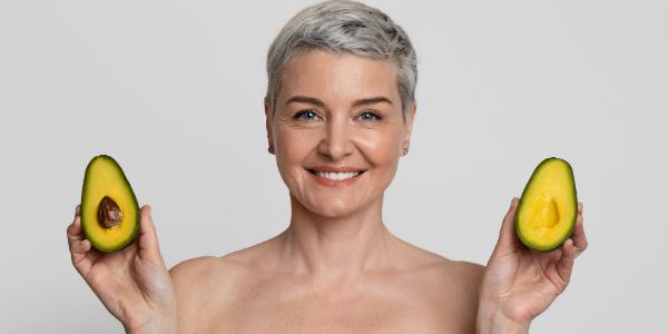 Die Anti-Aging-Vorteile von Avocado