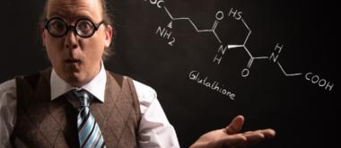 Niedrige Glutathionspiegel im Blut bei gesunden älteren Erwachsenen