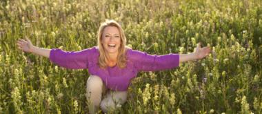Positives Körperbild und gesunde Einstellung in den Wechseljahren
