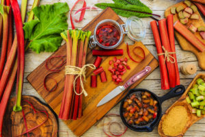 The Health Benefits of Rhubarb as You Age 1