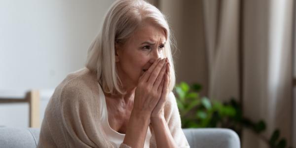 Angststörungen und Panikattacken bei älteren Menschen