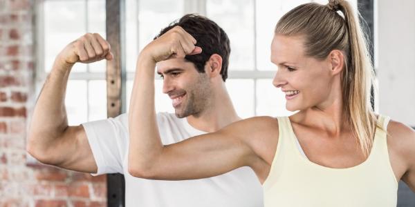 Wie Sie Ihre Muskeln auch im Altern in Form halten
