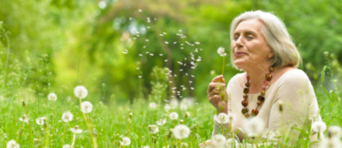 Wie Sie im Alter auf körperliche Veränderungen achten
