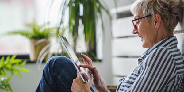 Älterwerden in einer Welt der sozialen Medien