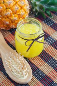 Zeichen des Alterns mit Ananas bekämpfen 2