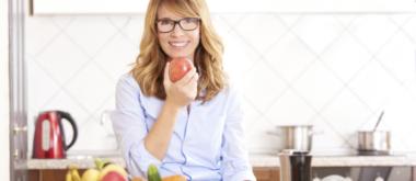 Wissenswertes zur Ernährung während der Perimenopause