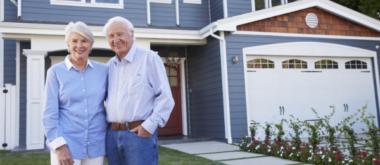 Eine gesunde Herangehensweise an das Altern im eigenen Heim